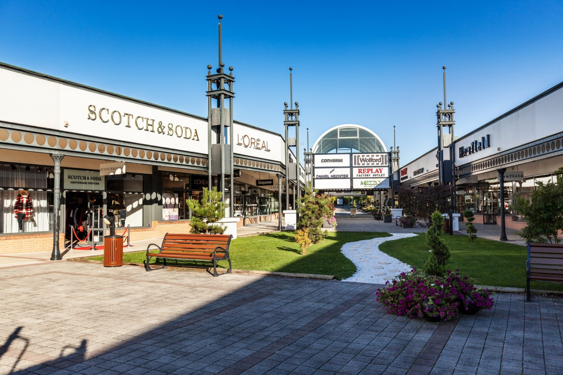 Factory Outlet Shops   Troyes Champagne Tourism